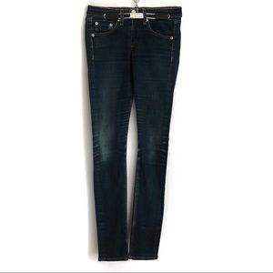 Rag and Bone High Rise Skinny Jeans Pants